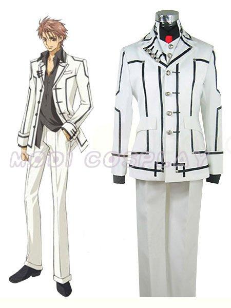 VAMPIRE KNIGHT Cosplay Costume KIRYU Or ZERO Custom