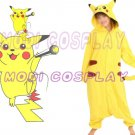Pokemon Pikachu Anime Cosplay Costume,In Stock