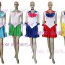 Sailor Moon Cosplay Costume,all size, many colors