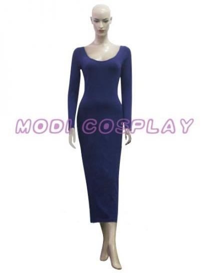 Soul Eater Medusa Blue Cosplay Costume,all size