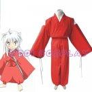InuYasha Feudal Fairy Tale Kagome Higurashi Cosplay Costume