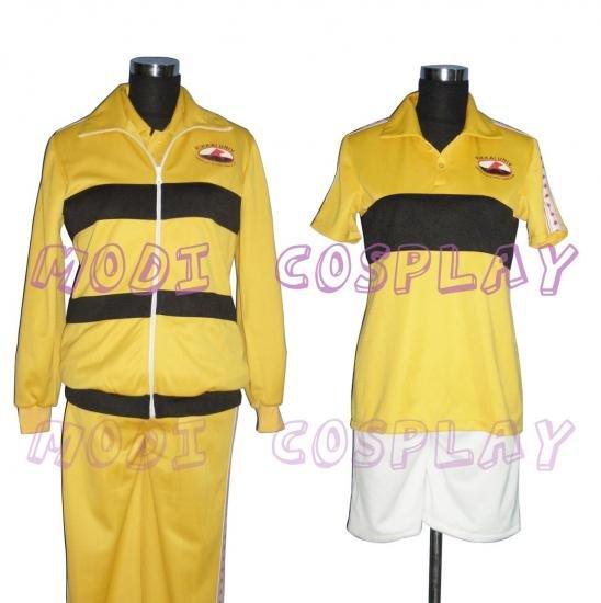 Prince Of Tennis Rikkai School Uniform Cosplay�NEW