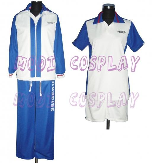 The Prince of Tennis Seigaku Anime Cosplay Costume