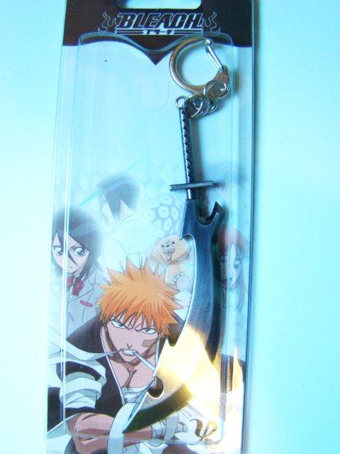 Bleach Sword Keychain Anime Cosplay High Quality B06DSC08897