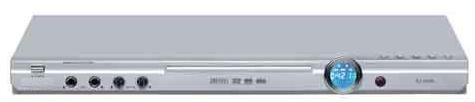 Region Free DVD Player (Silver)