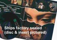 Gypsy Eyes DVD Claire Forlani (1992) CIA Trackdown Region 2 Pal