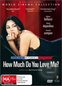 Combien tu m'aimes? DVD Monica Bellucci Widescreen (2005)