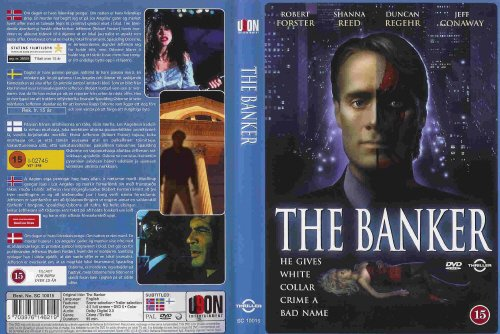 The Banker DVD (1989) All Regions Pal