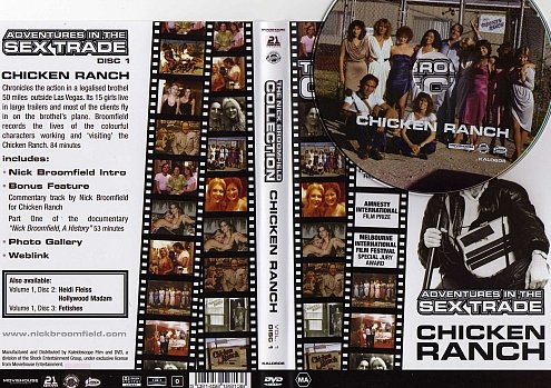 Chicken Ranch / Adventures in the Sex Trade DVD Unrated Version by Nick Broomfield