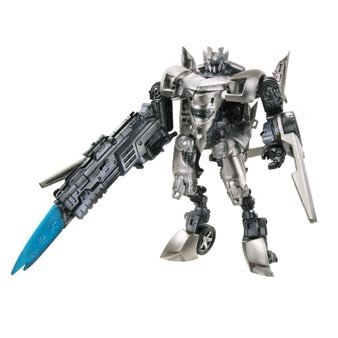 Transformers Dark Of The Moon DA-08 Sideswipe