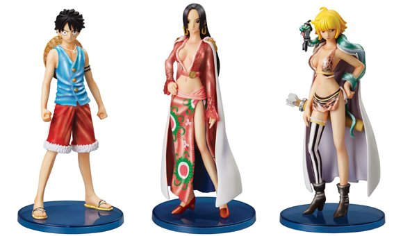 One Piece Super Styling 3 in 1 Special Color Limited Edition