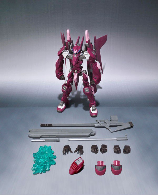 Robot Spirits 099 Fafner Mark Sieben Fafner in the Azure Robot Figure