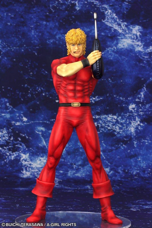 Cobra The Space Pirate PVC Collection Figure
