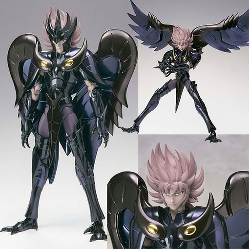 Saint Seiya Cloth Myth Harpy Valentine Collection Action Figure