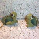 Adorable turtle ceiling fan pulls NIP (2) Turtles