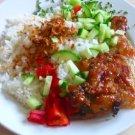 Nasi Lemak Ayam Sambal