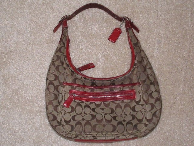 Coach Hobo Hand Bag