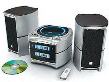 NAXA DIGITAL CD MICRO SYSTEM