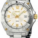 Seiko Stainless Steel Quartz Movement