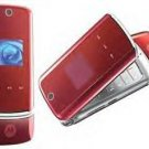 MOTOROLA KRZR K1 RED Unlocked GSM Phone