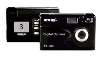 argus dc-1088 digital camera - 1.3 megapixels