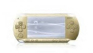 Sony PSP - Champagne Gold