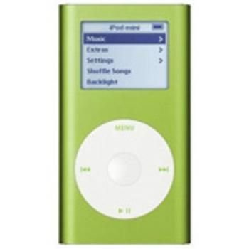 Apple iPod Mini 6GB 2nd Generation MP3 Player Green