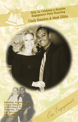 Elegant up to 3 Photos Photo Engagement and Wedding Announcements 5x8