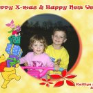 Custom Photo Christmas Cards 5 x 8 for Kids Custom and Personalized