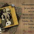 Elegant Photo Moving Announcement & Housewarming Party Invitations