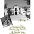 Two Pics Photo Moving Announcement & Housewarming Party Invitations