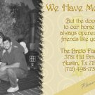 Circles Photo Moving Announcement & Housewarming Party Invitations