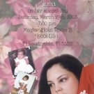 Femine Multi-Photo Collage 50th 60th Photo Adult Birthday Invitations