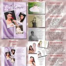 Multi Photo Lavender  Any Color Photo Quinceanera Sweet 16 Invitations
