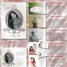 Crowned Princes Silver Photo Quinceanera / Sweet 16 Invitations Pkge