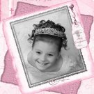 Graceful in Pink Photo Communion Invitations & Confirmation