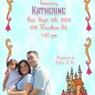 Our New Little Princess Photo Baby Shower Invitations