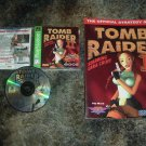 Tomb Raider II 2 (Sony Playstation PS1) COMPLETE Game + OFFICIAL STRATEGY GUIDE, for sale