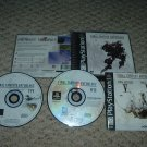 Final Fantasy Anthology ORIGINAL Black Label Edition (Sony Playstation PS1) FF 5 V & 6 VI FOR SALE
