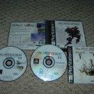 Final Fantasy Anthology ORIGINAL Black Label Edition (Sony Playstation PS1) FF 5 V & 6 VI FOR SALE