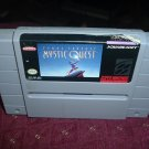 Final Fantasy: Mystic Quest (SNES Super Nintendo) Squaresoft RPG game FOR SALE