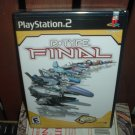 NEW R-Type Final (ps2) BRAND NEW FACTORY SEALED great irem space shooter FOR SALE