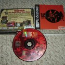 Rising Zan: The Samurai Gunman (PS1) VERY EXCELLENT & COMPLETE Sony Playstation Game FOR SALE