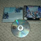 Project Horned Owl EXCELLENT & COMPLETE (PS1 Sony Playstation) gun or mouse shooter game FOR SALE