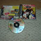 Dead or Alive (Tecmo, PS1) 100% COMPLETE Original Black Label release game FOR SALE