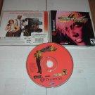 King of Fighters: Evolution COMPLETE (Sega Dreamcast) Excellent condition arcade fighter FOR SALE