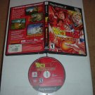 Dragonball Z: Budokai (PS2 ORIGINAL Black Label edition) dragon ball fighting game for sale