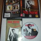 Max Payne (PS2) COMPLETE IN CASE game for sale, save $$ on shipping with multiple items