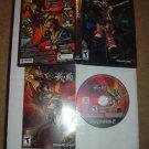 Samurai Legend Musashi EXCELLENT & COMPLETE (PS2 Brave Fencer Musashi 2 RPG For Sale)