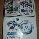 Madden NFL 2001 (PS2) Complete In Case Game For Sale, Save $$ with Combined Shipping